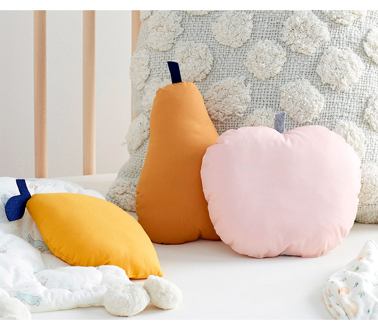 cLemon Cushion in 4 Steps, by The Butter Flying