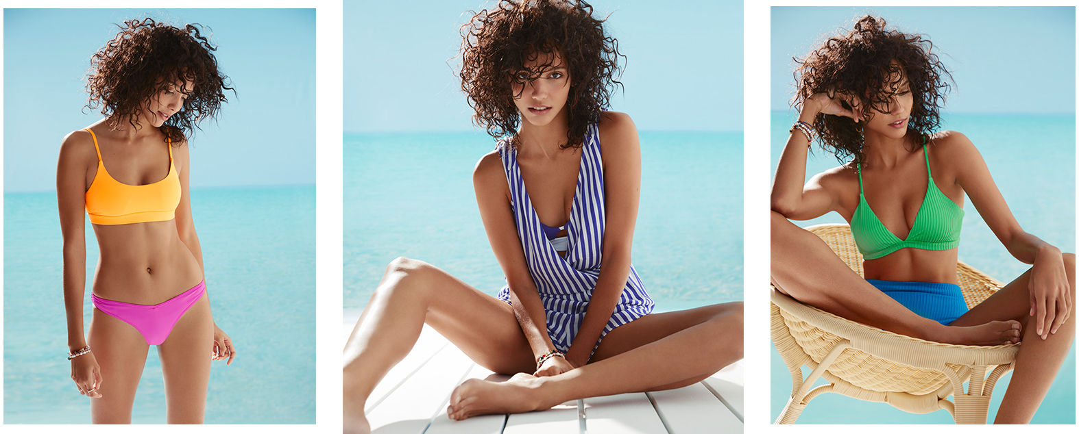 2019 Swimsuits: In Tune with the Trends