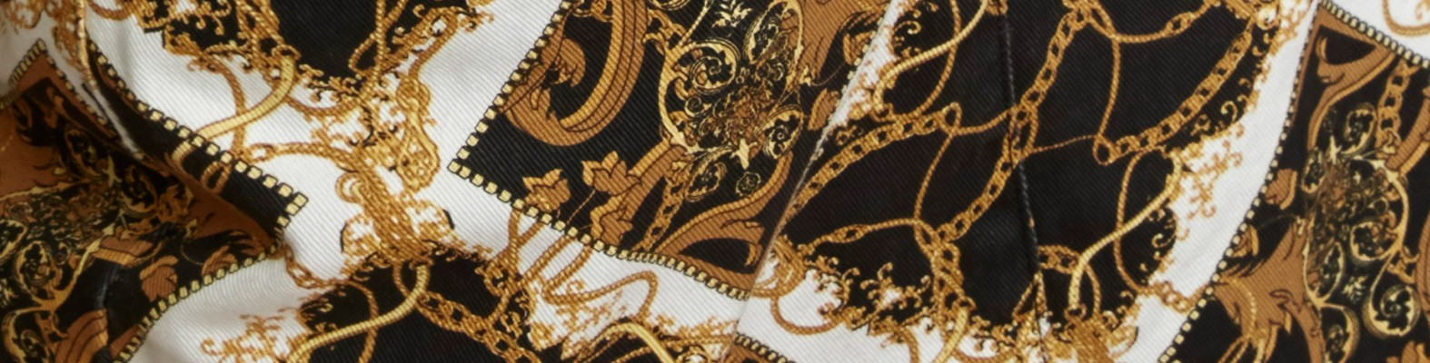Going for baroque: Womenwear and Menswear   Simons
