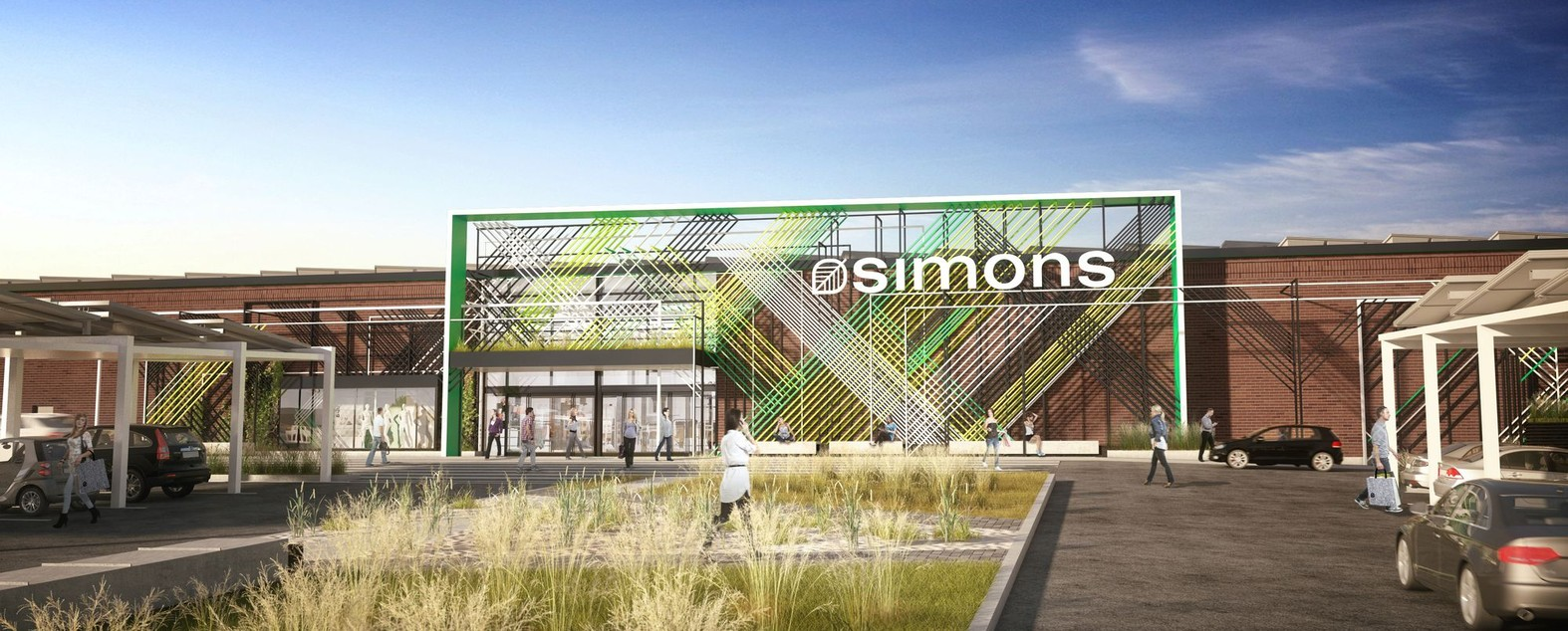 2018 Simons To Open First Ever Net Zero Energy Retail