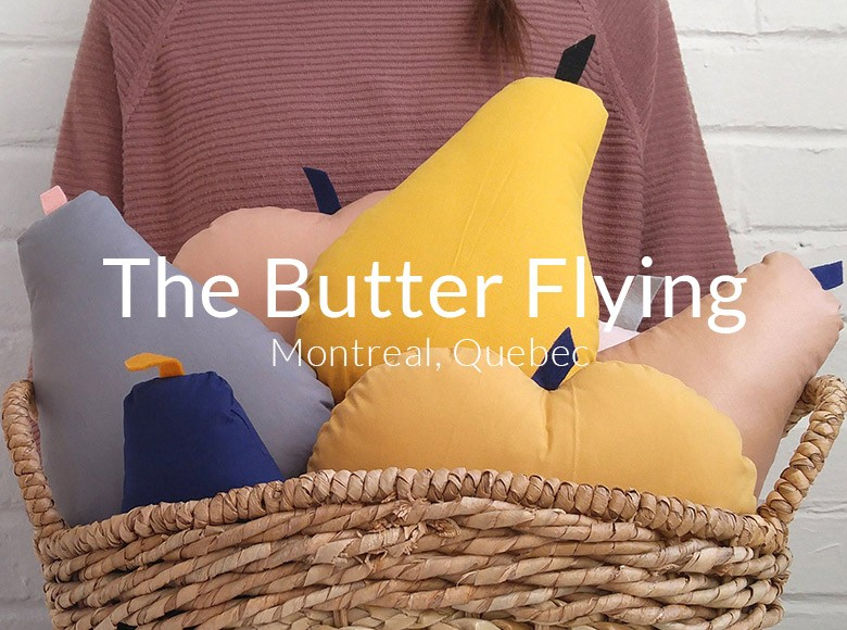 Fabrique 1840 - The Butter Flying