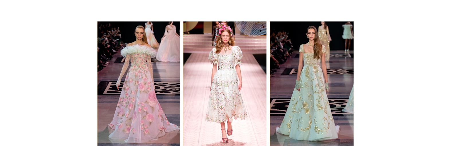a71ba9c2659 Our team was wowed by the pairing of powdery pinks with unexpected shades